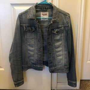 Jean jacket! Super great condition!